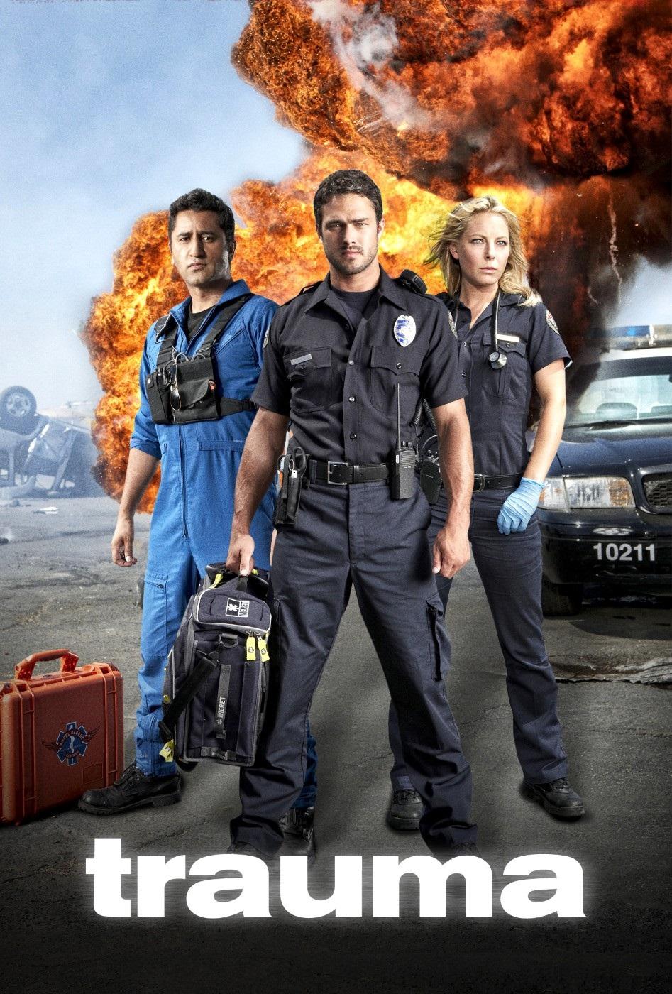 Trauma (serie de TV)