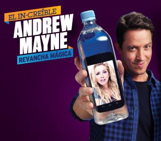 El increíble Andrew Mayne