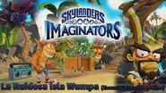 Skylanders Imaginators (Xbox One) - La Ruidosa Isla Wumpa Escenas Español Latino