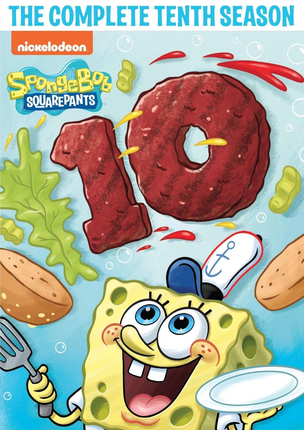 Anexo:10ª temporada de Bob Esponja