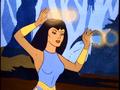 Ariel Casts Spell 2