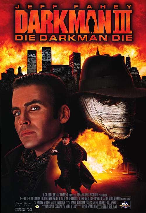 Darkman III: Darkman muere