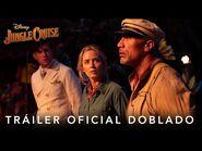 Jungle Cruise - Tráiler Oficial - Doblado