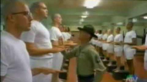 Sargento Hartman - Mejores momentos - Nacido para matar