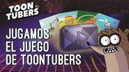 Streamtubers - JUGAMOS NUESTRO PROPIO JUEGO Y ¡¡¡ALERTA JURÁSICA!!! Toontubers Cartoon Network