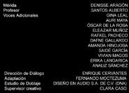 Créditos doblaje Pixar en la vida real (ep. 5)