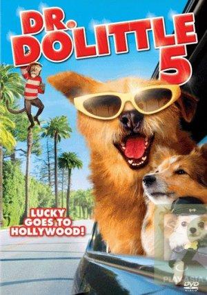 Dr. Dolittle 5: El perro del millón de dólares