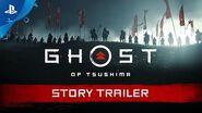 Ghost of Tsushima - Tráiler de la historia - PS4