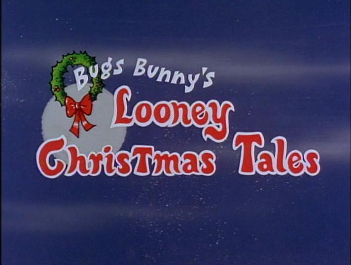 Cuentos de Navidad de Bugs Bunny