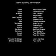 Credits(ep.1 temp.3) Castlevania