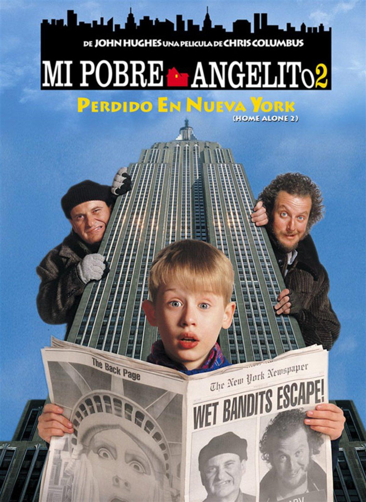 Mi pobre angelito 2: Perdido en Nueva York