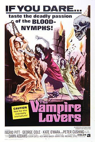 Los amores del vampiro