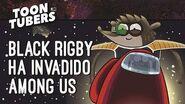 Among Us - ¿Mordecai Es Paranoico? Toontubers Cartoon Network-0