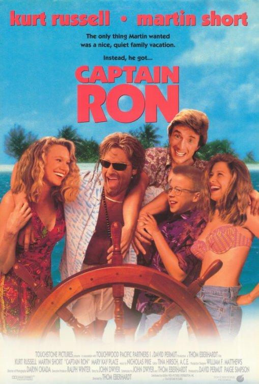 Capitán al agua