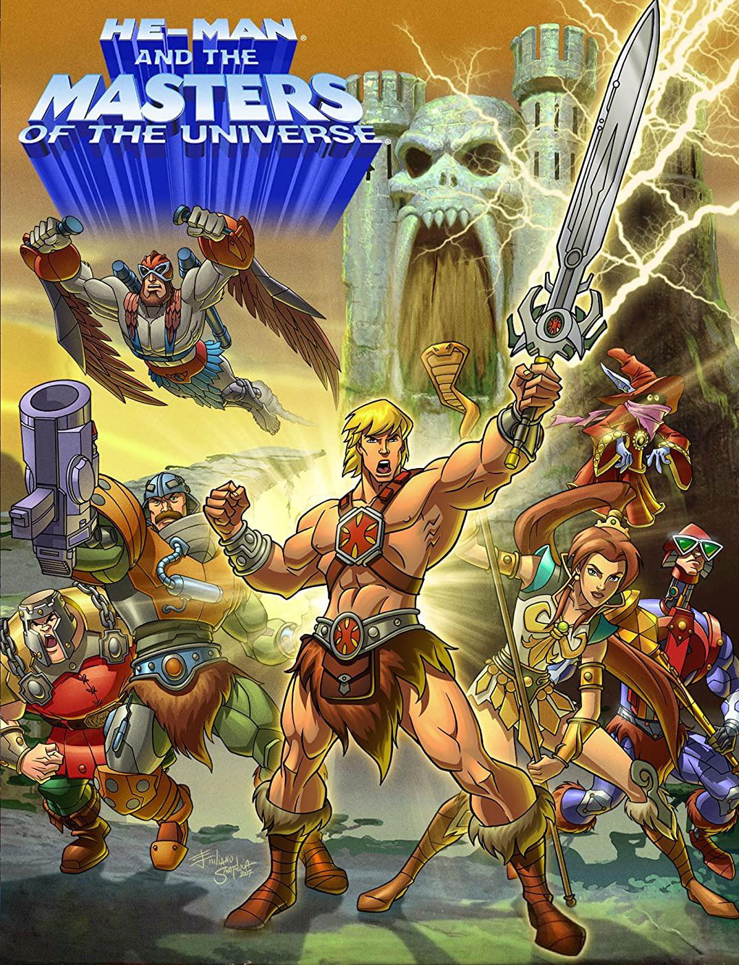 He-Man y los amos del universo (2002)