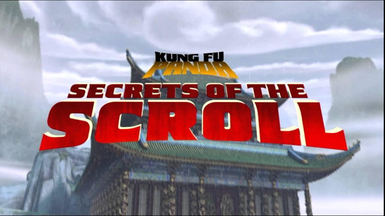 Kung Fu Panda: Los secretos del manuscrito