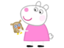Amigos-de-peppa-Pig-Figuras-susy-oveja