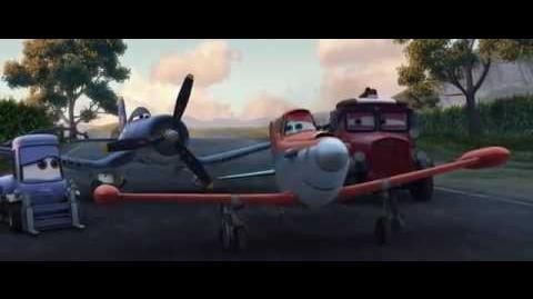 Aviones 2 Equipo de Rescate - Blade Ranger