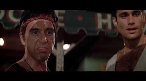 Cara Cortada (1983) - Comparación (2da y 3era versión)