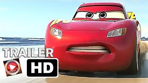Cars 3 Disney Trailer Oficial -5 Español Latino