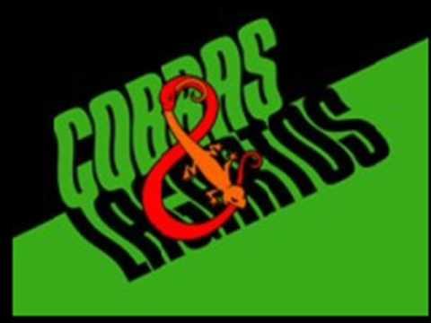 Cobras y lagartos