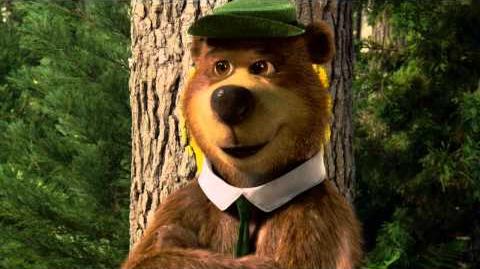 El oso yogi trailer en español
