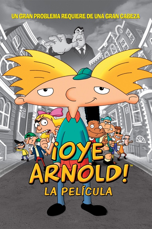 ¡Oye Arnold! La película