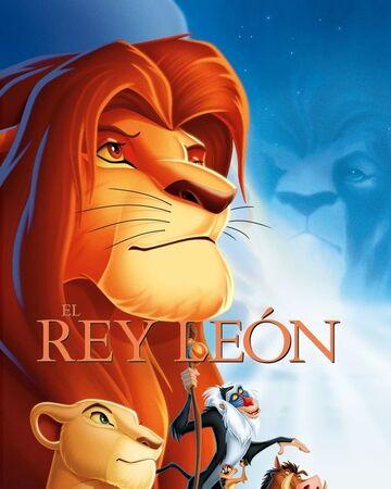 El Rey León Doblaje Wiki Fandom