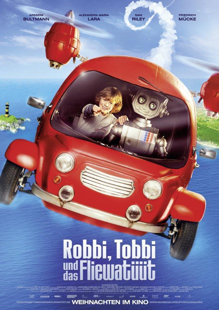 El viaje fantástico de Robbi y Tobbi