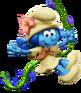 Smurflily