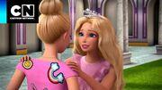 """LA_IMAGEN_IDEAL""_Video_Oficial_📴📸_-_Barbie_Princess_Adventure_-_Cartoon_Network"