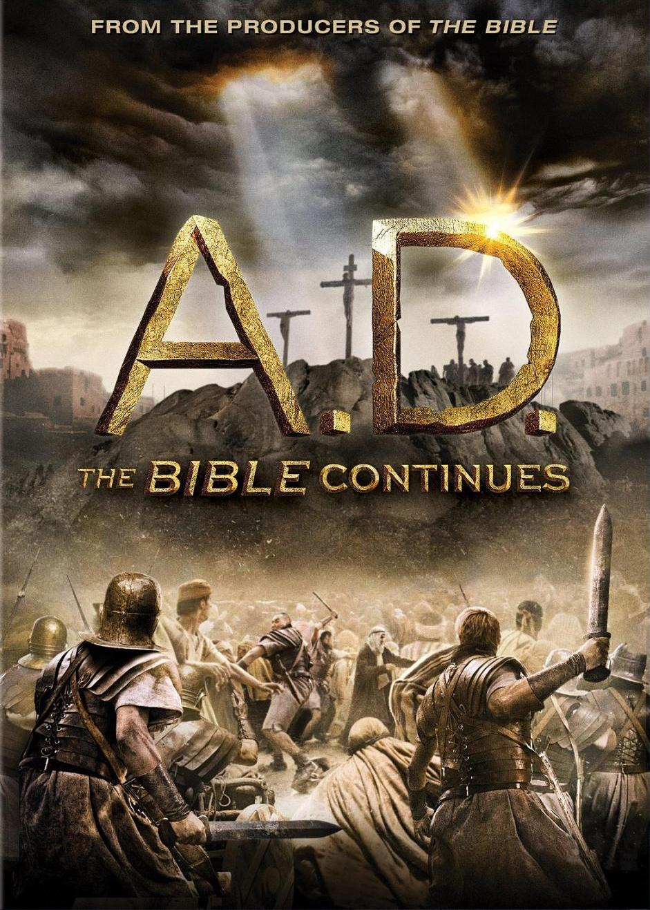 D.C.: La Biblia continúa