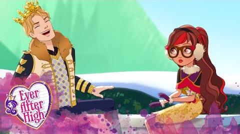 El Príncipe destinado de Apple Epic Winter Ever After High