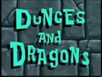 66 Dunces and Dragons