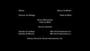 Créditos de doblaje de Mickey Mouse T02E12 (DL)
