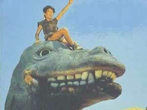 El príncipe dinosaurio