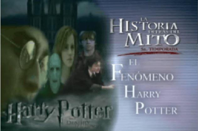 La historia detrás del mito: Harry Potter