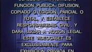 Opening to Banjo El Gato Travieso 1998 VHS (Mexican Copy)