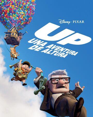 Up: Una aventura de altura   Doblaje Wiki   Fandom