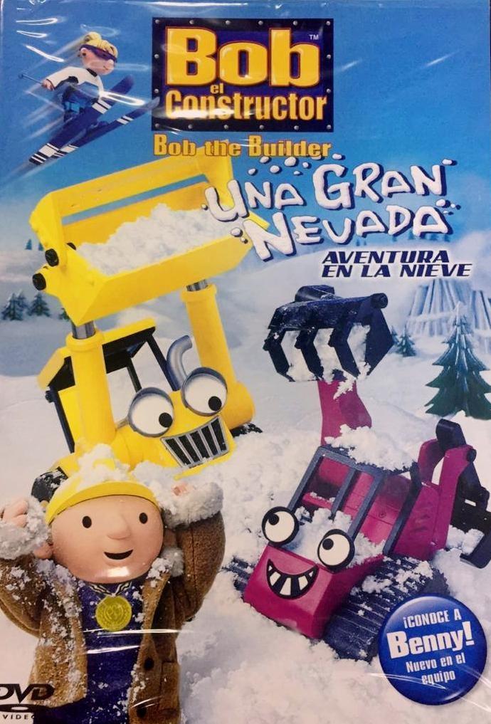 Bob el constructor: Bajo la nieve: Los juegos de invierno
