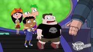 Phineas y Ferb Candace contra el universo - TRÁILER (Español latino)