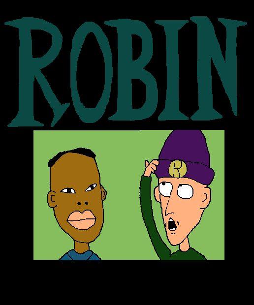 Robin (serie animada)