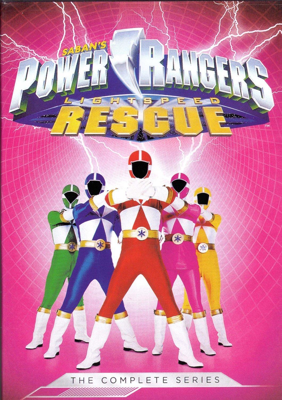 Power Rangers: A la Velocidad de la Luz