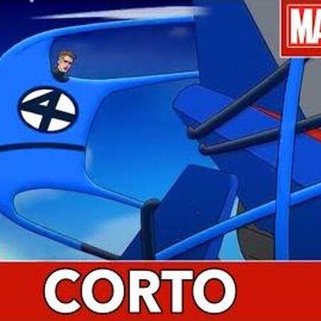 Aventuras de Súper Héroes de Marvel l Promesas Promesas