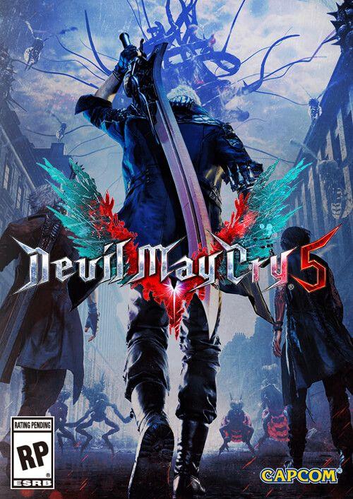 Aurum2000/Doblaje para Devil May Cry 5.