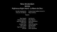 Créditos doblaje New Amsterdam (temp. 2 ep. 6)