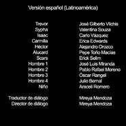 Credits(ep.8 temp.2) Castlevania