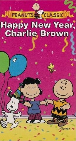 ¡Feliz año nuevo, Charlie Brown!