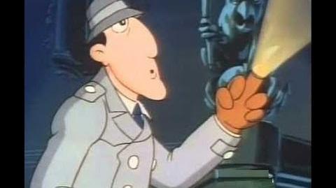 Inspector gadget 1x8,castillo embrujado