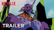 Neon Genesis Evangelion Tráiler oficial Netflix